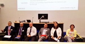 Panel session, Thursday
